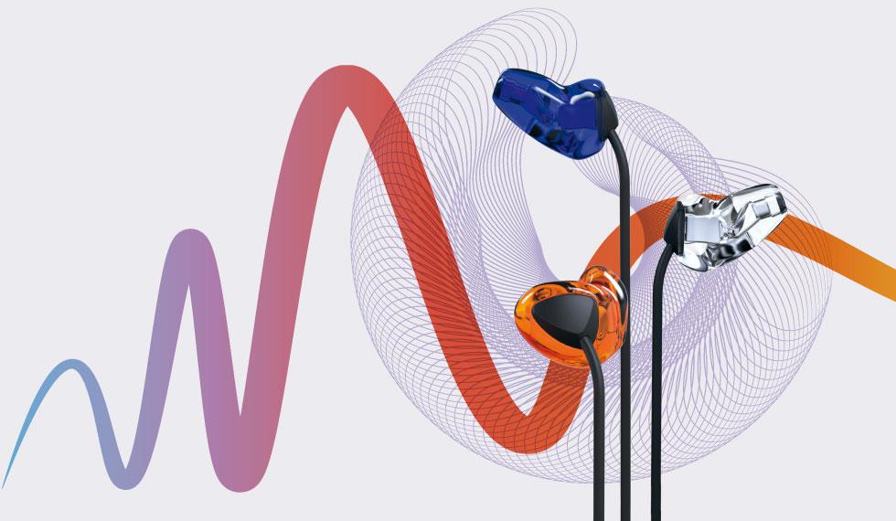 Pheel - Im-Ohr-Kopfhörer